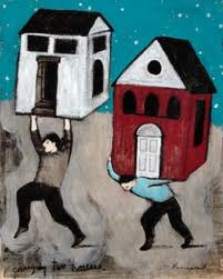 Carrying 2 Houses