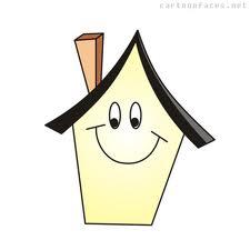 Catoon House Happy 2