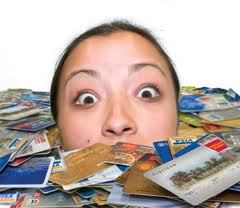 Drowning in Credit Card Debt