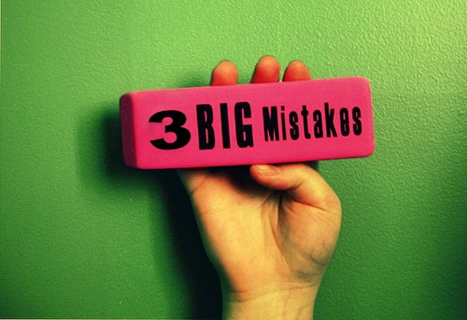 3-mistakes